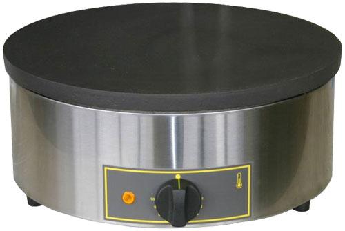 ROLLER GRILL Elektro Crêpe Platte