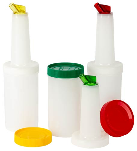 Zutaten Dispenser 3er Set