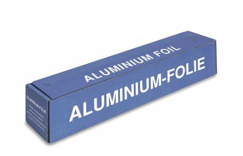 Aluminiumfolie extrastark